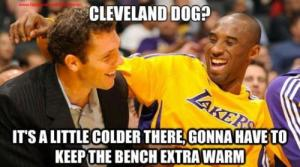 luke walton bench
