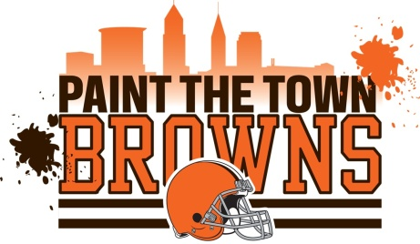 Paint The Town Browns Logo[3]